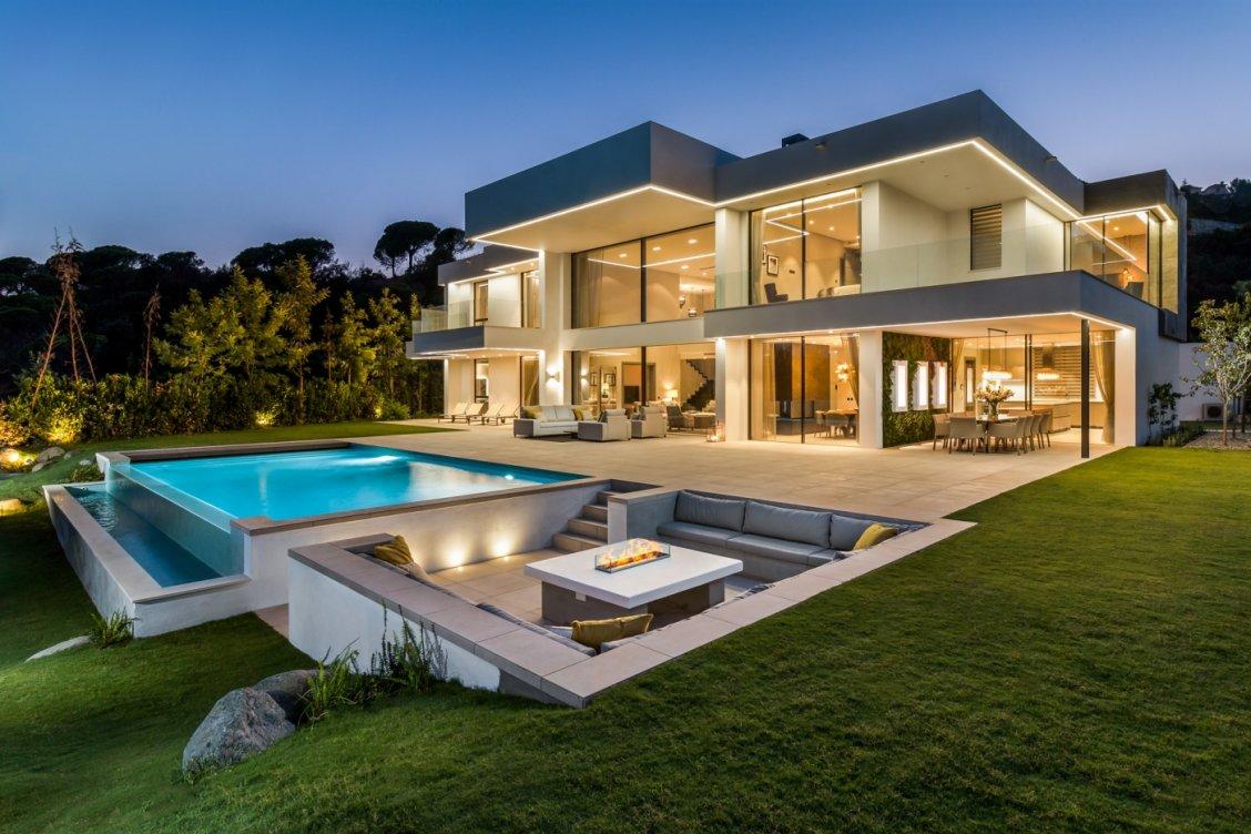 Madroñal villas